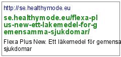 http://se.healthymode.eu/flexa-plus-new-ett-lakemedel-for-gemensamma-sjukdomar/